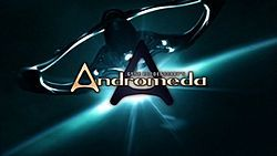 Andromeda (TV series) - Wikipedia - Great first season, gradually gets less good. Still a favourite though. Like finally grown up Star Trek.