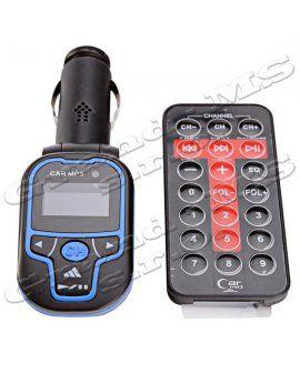 - Transmitter (FM modulátor, Mp3), stačí zasunúť do autozásuvky a môžete si cez autorádio prehrávať hudbu. - Lacné, rýchle kvalitné. Doporučujem!