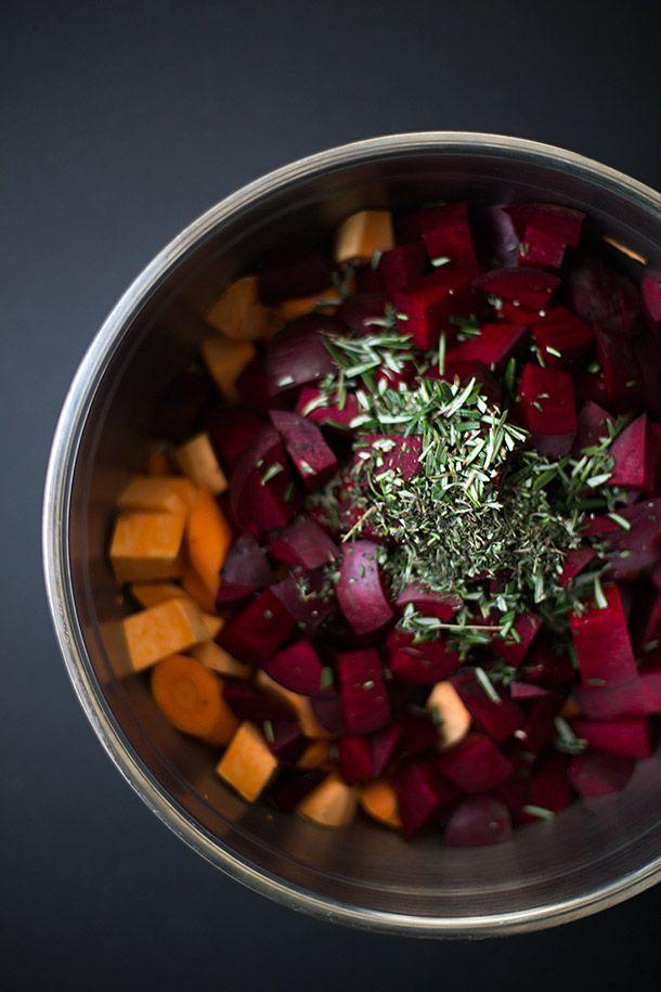 Roasted Root Vegetables | Slim Palate