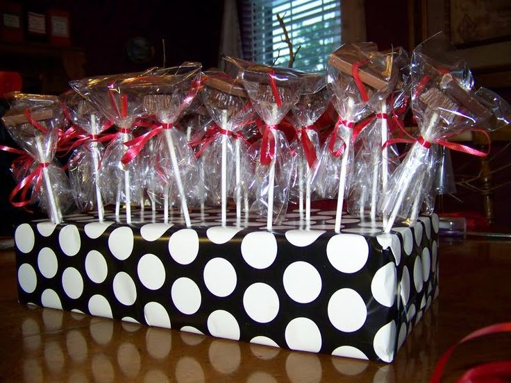 Candy Table Ideas For Graduation Party