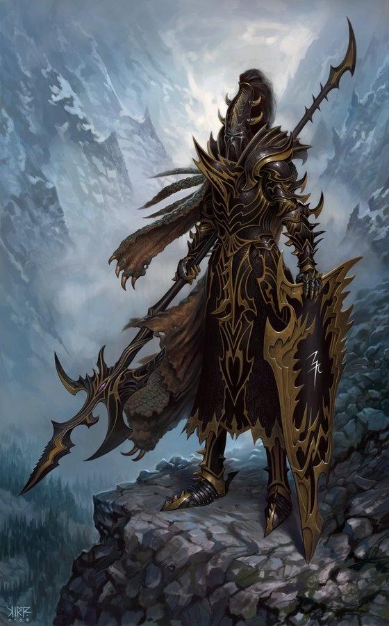 demon - god of old - Tue