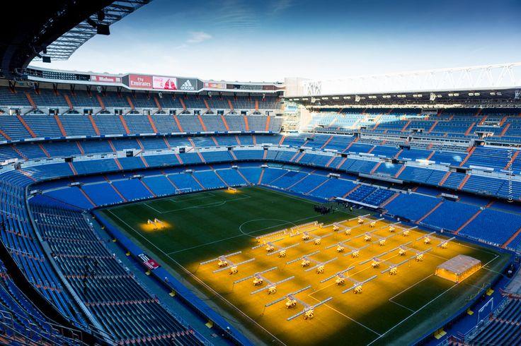 Estadio Santiago Bernabeu - Real Madrid - Tour - Eindrücke und Preise
