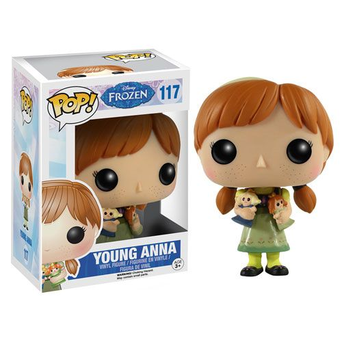 Young Anna Pop! Disney Funko POP! Vinyl