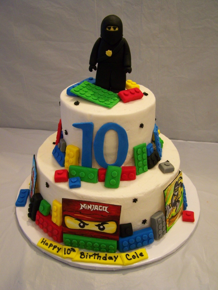 Edible Cake Images Lego Ninjago : 17 Best images about ninjago on Pinterest Party ...
