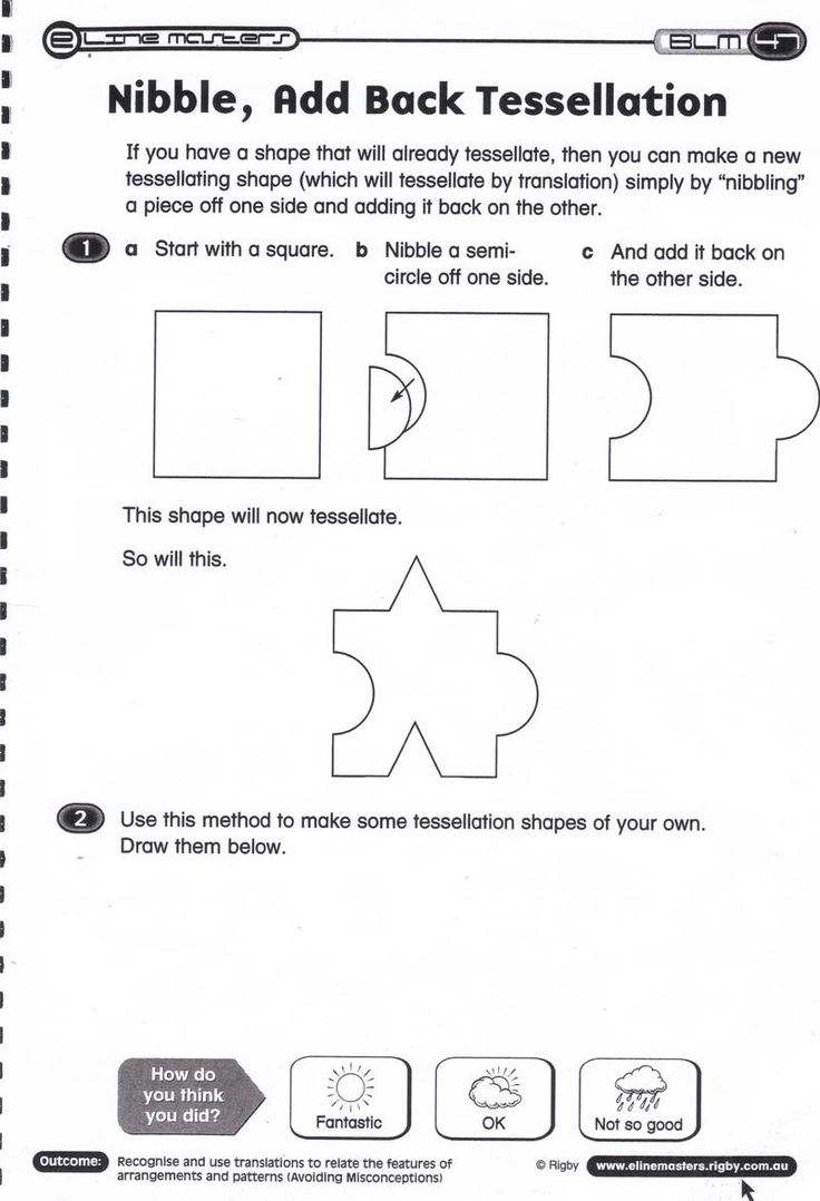 32 best images about art lessons in tessellations on