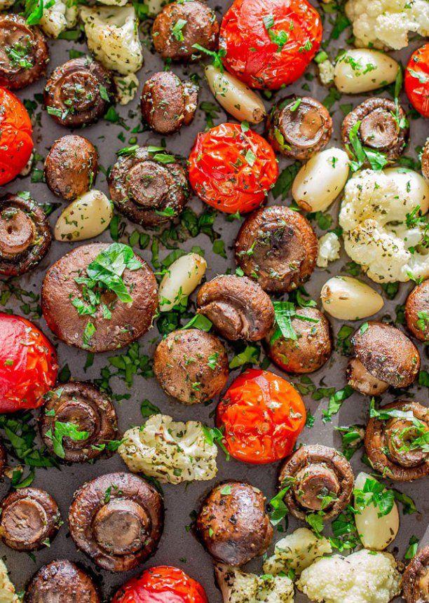 Easy romantic dinner recipes vegetarian
