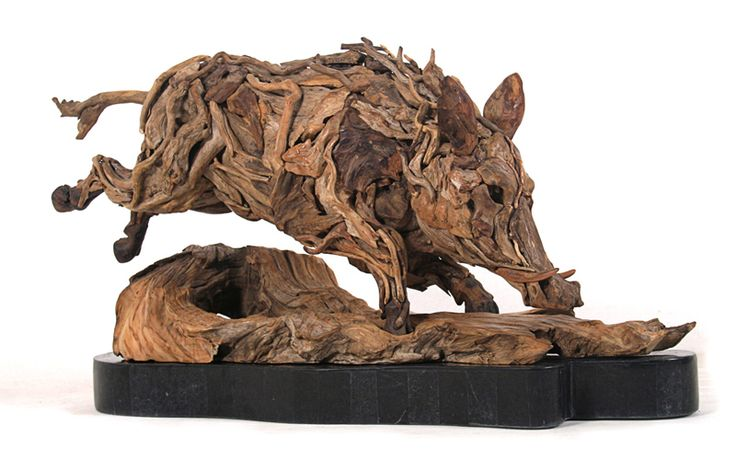 James Doran Webb Artiste Animalier Sculptures Bois