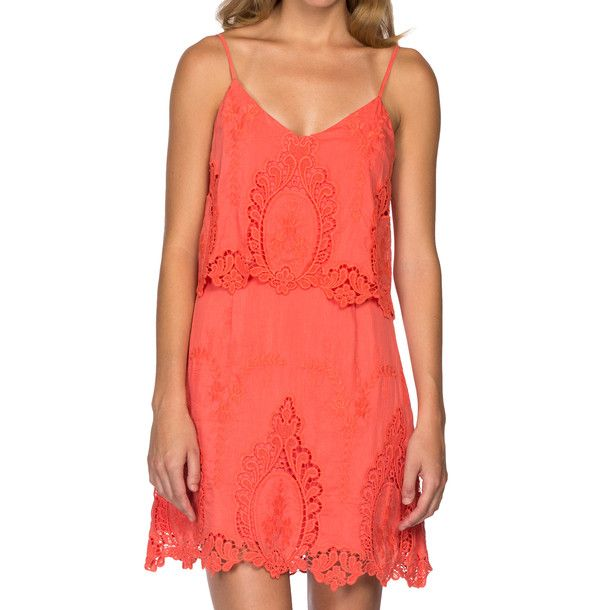 Jeralyn Dress Melon