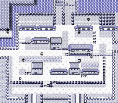 Pokémon Red and Blue/Cerulean City — StrategyWiki, the video game walkthrough and strategy guide wiki