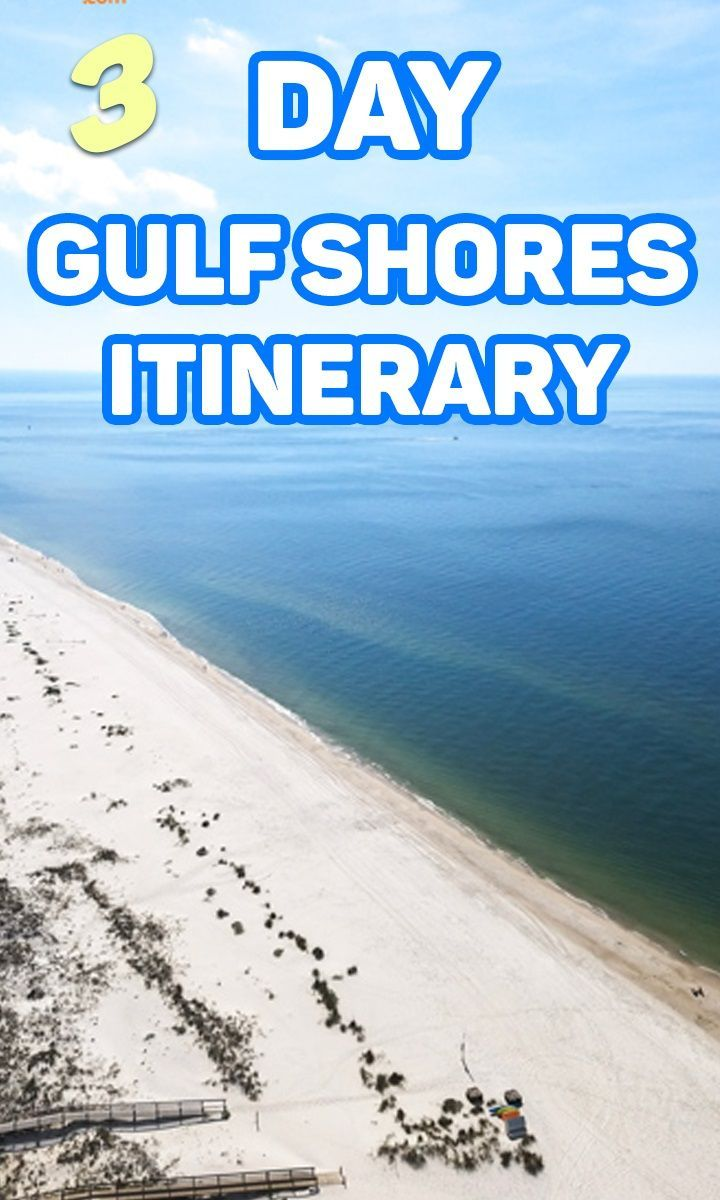 3 days in Gulf Shores and Orange Beach, Alabama. Things to do, where to stay, eat and more https://mytanfeet.com/alabama/gulf-shores-itineray-orange-beach-alabama/