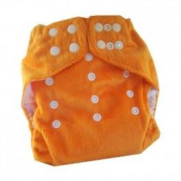 Yummy orange minky osfm nappy