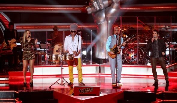 The Voice Brasil !!
