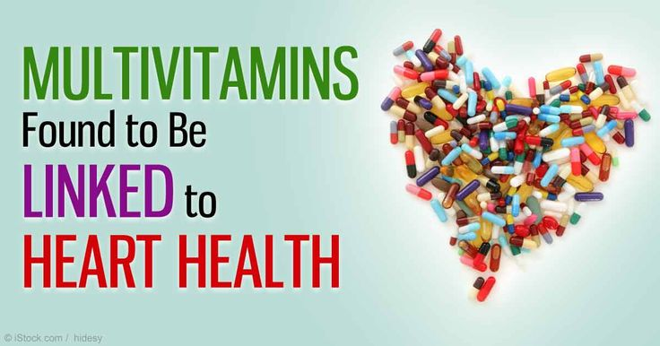 A study of 9,000 adults shows that women taking multivitamin-mineral supplements may have a 35 percent lower risk of dying from heart disease.