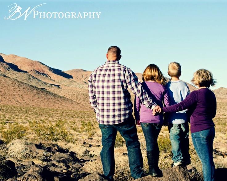 Life in the desert!   Family Session    Facebook: Bre Nixon Photos