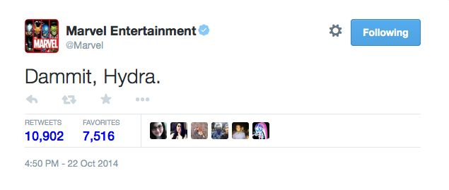 How's Marvel feel about the Avengers 2 trailer leak, you ask?