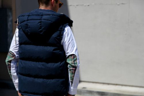 Any men's wear designers doing this locally?