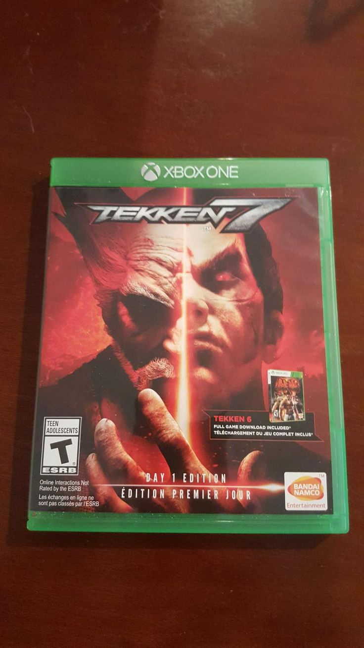 Best Tekken 7 - Xbox One - Great Condition for sale - Tekken 7 for Xbox One. Game works great!