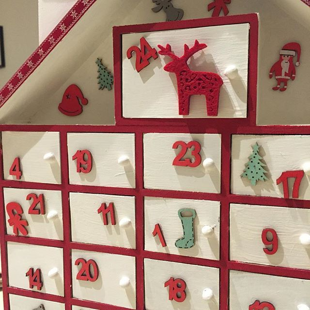 More than 24 hours ahead of schedule. Rather proud of that! #advent #christmas #… – Christmas ideas