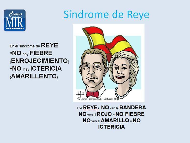#ReglasNemotecnicas - Síndrome de Reye - #Pediatría
