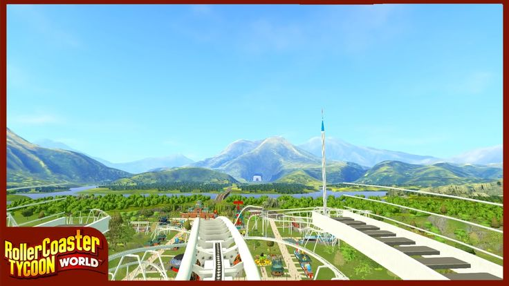 [GAMEPLAY ITA] Rollercoaster Tycoon World Ep08   Ultimo Episodio?