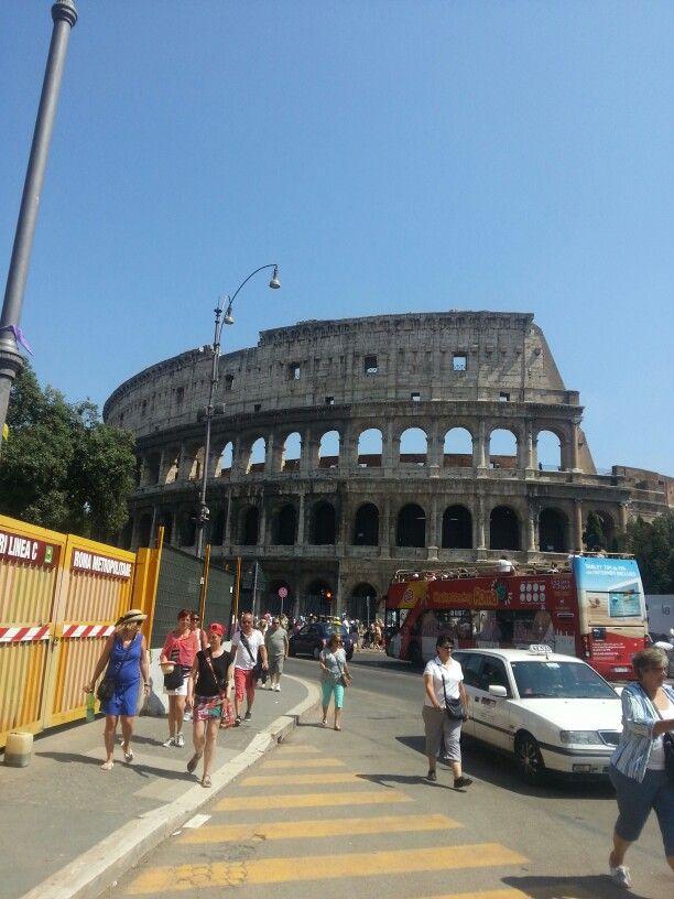 Roma..Colosseo