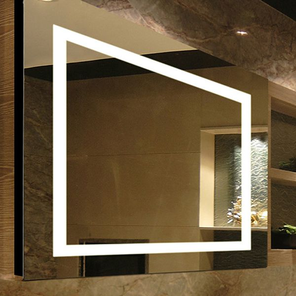 bathroom lighted backlit led illuminated mirrors buy led illuminated mirror led illuminated. Black Bedroom Furniture Sets. Home Design Ideas