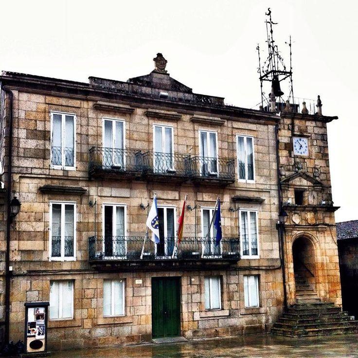 Casa do concello de #ribadavia #ourense