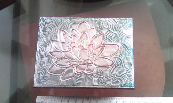 cofre flor de loto