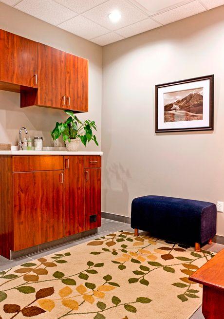Make Photo Gallery Quiet room Hospital Design Comfort