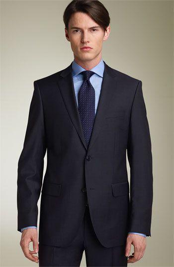 17 Best ideas about Black Suit Blue Shirt on Pinterest | Blue suit ...