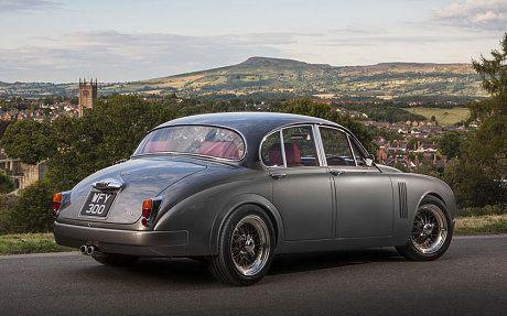 Jaguar Mk2 reimagined by Ian Callum - Telegraph