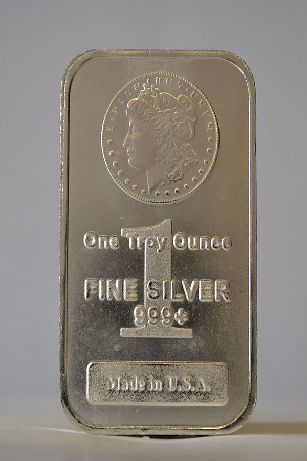 1 Oz Silver Bars For Sale Buy Stunning Authentic Bullion Online Money Metals Exchange Silver Bars Silver Bullion Coins Silver