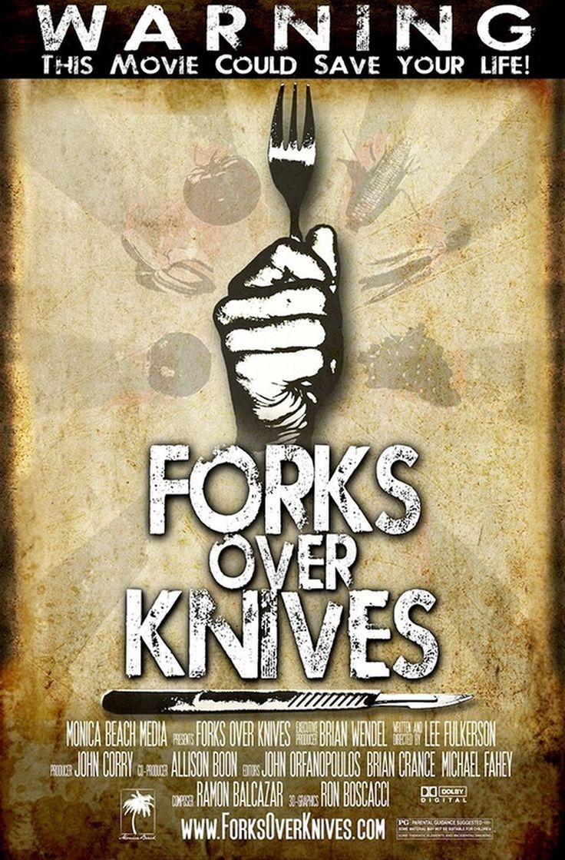 «Forks over knives», Lee Fulkerson (2011)
