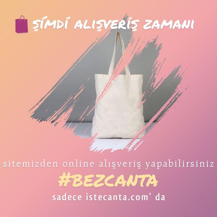 Web sitemiz üzerinden tüm ürünlerimize göz atabilir, sipariş verebilirsiniz. #bezcanta #toptan #pamuk #dogal #totebag