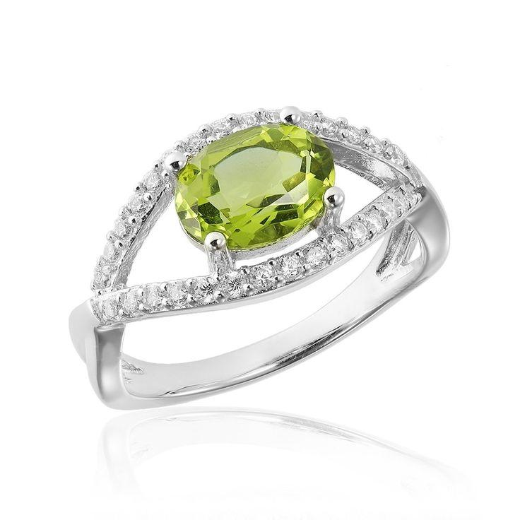 Inel argint Zirconiu verde Fancy cu cristale albe Cod TRSR057 Check more at https://www.corelle.ro/produse/bijuterii/inele-argint/inel-argint-zirconiu-verde-fancy-cu-si-cristale-albe-cod-trsr057/