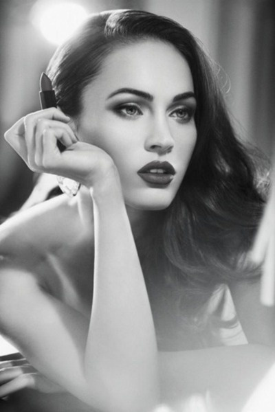 """""""I thought it was awesome. I was going to a Christian high school and I wasn't a feminist yet. I hadn't sat back and analyzed society yet. I was 15! I just did what I was told to do."""" Megan Fox"""