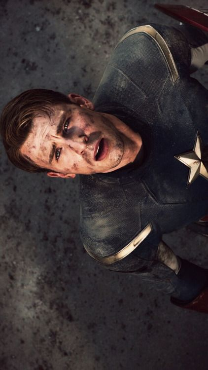 Steve Rogers, Cap in Avengers #Marvel
