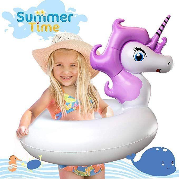 Leeron Einhorn Pool schwimmt, Pool schwimmt für Kinder