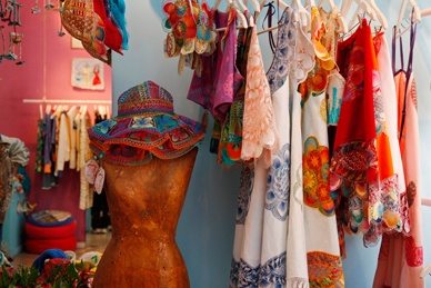 Juana de Arco | check out this cool boutique in Palermo Soho for some of the most unique clothing and accessories in BA
