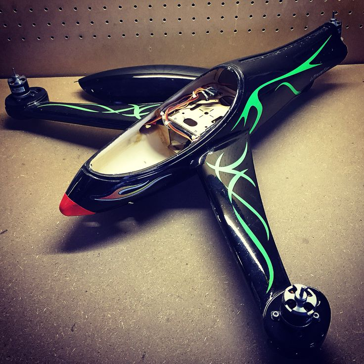 Tricopter project