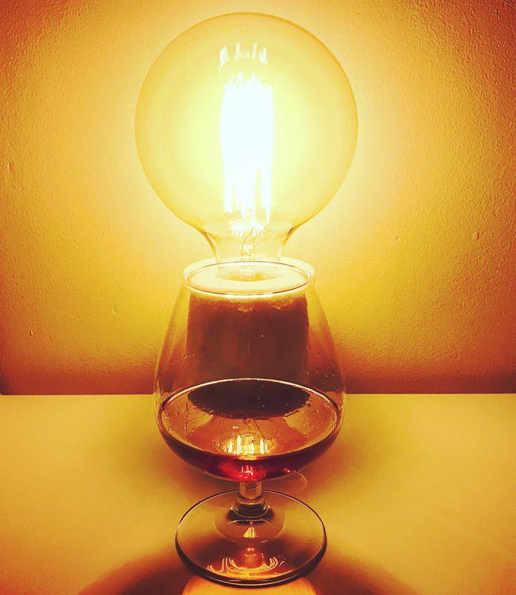 It's a #sophisticated #cognac kind of #Sydney #winter #NightIn.  #Meukow #night #ThursdayNight #NightCap