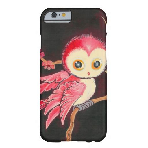 Sweet Red Owl iPhone 6 Case