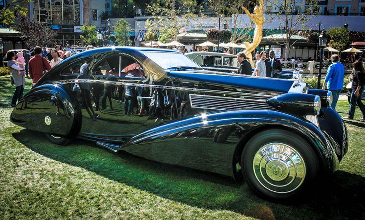 Hudson Cars 1925 to 1935 | 1925 rolls royce phantom i aerodynamic coupe the 1925 rolls royce ...