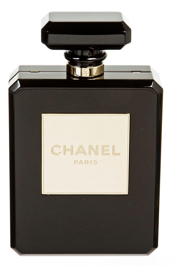 Chanel No.5 Clutch