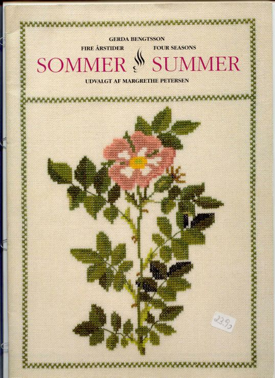 """Summer"" from Four Seasons by Gerda Bengtsson"