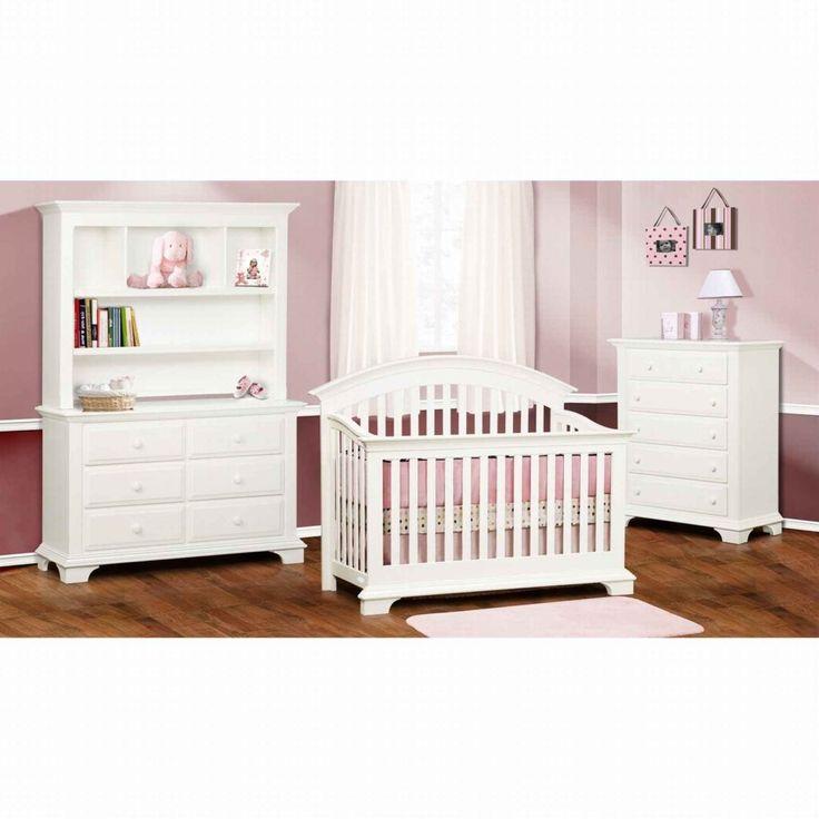 White Baby Bedroom Furniture Sets