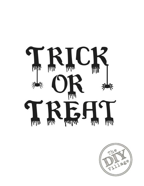 420 best Black & White Halloween images on Pinterest | Halloween ...