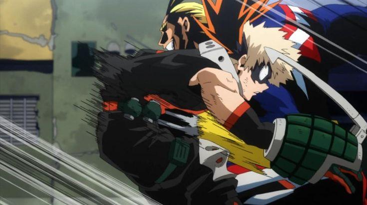 """My Hero Academia, Season 2 – Episode 37 – """"Katsuki Bakugo: Origin"""" – Surreal Resolution"""