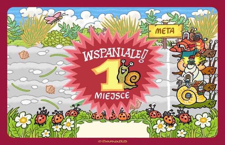 © Barnabus - #Gra edukacyjna ▪ Educational #game The Letters Race - screen 07.