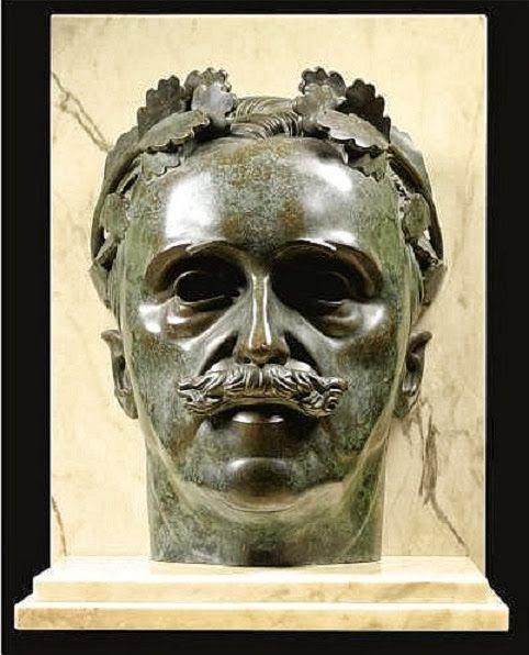 Elisandre - L'Oeuvre au Noir: Sculptures expressionnistes par Adolfo Wildt
